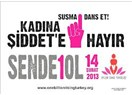 Sevgililer Günü/ One Billion Rising/ sen de 1 ol!