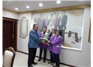Arbel Grubu Başkan Yardımcısı Hasan Arslan '' Kadınlar her zaman başımızın Tacı'dır''dedi.