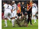 Galatasaray Gençlerbirliği maçında kral tüm çıplaklığıyla ortaya çıktı