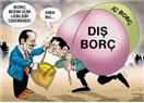 Bir ülkenin sadece kamu borçları yada toplam GSYH'si tek başına bir anlam ifade etmez...!