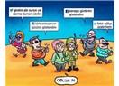 Türkiye'de 'barış', Suriye'de 'savaş' süreci!