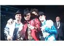 Cirque du Soleil'in Michael Jackson anısına yapılan Immortal turnesinin İstanbul ayağında neler oldu