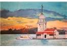 İstanbul Kız Kulesi'ne aşıkmış; ama Kız Kulesi hep yalnızmış.