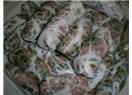 Bir Kıbrıslı Kebabı, Şeftali kebap