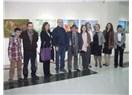 'Beylik Renkleri '... İstanbul-Beylikdüzü, 'Sait Işık Sanat Atölyesi Ressamları Sergisi '