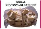 Ege geleneği, dogal sabun yapımı;
