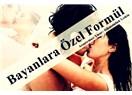 Bayanlara özel formül