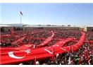 Diyarbakır Mitingi'nde eline tek bir Türk bayrağı almayan Kürtler, empati yapmayı bilir mi acaba?