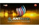 4. Antalya Televizyon Ödülleri amatörlükte zirve yaptı