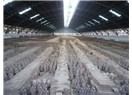 İmparatorlarıyla birlikte gömülen 12.000 Terracotta Askeri