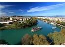 Yeşil Mavi Akar Manavgat Irmağı