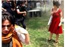 """Gezi Parkı Direnişi; """"Karanfile kan damladı"""""""