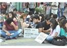 Gezi Parkı pankartları!