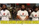 """Gezi Parkı Direnişi; """"Duran adama karşı duran adam"""""""