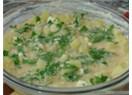 Kaşarlı veya lorlu omlet