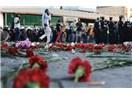 Gezi, şiddet, karanfil
