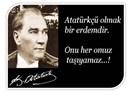 Devletçiliği gören Atatürk'e koşuyor