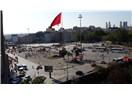 Taksim Meydanı'ndan anında haberler