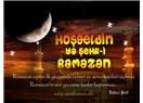 Hoş geldin Ey Şehr-i Ramazan