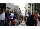 Taksim Meydanından anında haberler- İftar sofraları