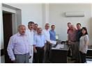 Samsun Büro MEMUR-SEN yeni yönetim kurulu üyeleri mazbatalarını aldı
