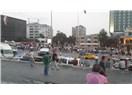 Taksim Meydanından anında haberler- İşte Meydan, İşte İftar Kuyruğu ( ? )