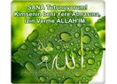 Allah, Allah, Allah(C.C) inananlarla beraberdir.