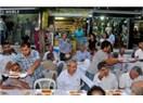 Mersin Akdeniz Belediyesi'nden, yurttaşlara iftar yemeği…
