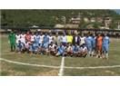 Mersin'in Fındıkpınarı Belde Belediyesi'nde Futbol Turnuvası heyecanı yaşanıyor.