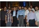 Bilal Erdoğan Beykoz gençleriyle buluştu