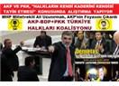 AKP 'hayali haritalar' karşısında ne yapacak?
