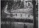 Kurşuna dizilmiş askerler