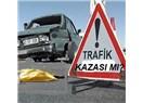 Trafik Kazası ve bayram kardeşliği.