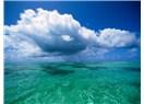 Gökyüzünde denizi gördüm!