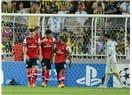Komedinin ilk perdesi: Fenerbahçe:0 - Arsenal:3