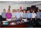 CHP Milletvekili Öztürk Mersin Şoförler Odasını ziyaret etti...