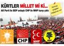 Devletin BAYRAĞI değişsin, PKK'nın Bayrağı Resmi bayrak olsun !