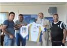 Futbolda Akdeniz-Duhok dostluğu...