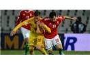 """A Milli Takım """"Roman"""" yazdı, Romanya 0-Türkiye 2"""