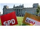 """Almanya'da """"Büyük Koalisyona"""" Doğru"""