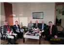 Samsun Büro Memur-Sen Yönetim Kurulundan Karanfil'e ziyaret