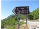 Antalya'da Çıralı Yanartaş Olimpos