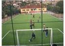 Köy Gençlerine Bayram armağanı, Suni Çim Futbol sahası.