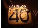 40 oldum!