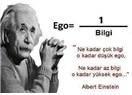Cehalet ve ego //