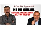 Sırrı Süreyya Önder İstanbul'a Aday Olursa