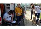 Köpeği ambulansa alınmayan yaralı Yavuz Büyükdoğanay, hastaneye gitmedi