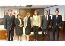 """Ubam Başkanı Dila Tezemir Aile Bakanı Fatma Şahin'le görüştü """"Biz bu işi çözeriz"""""""