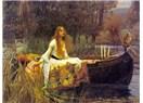"""The Lady of Shalott"" J. William Waterhouse"