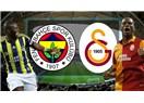 Derbi maçında Fenerbahçe Galatasaray'dan hangisi kazanabilir?